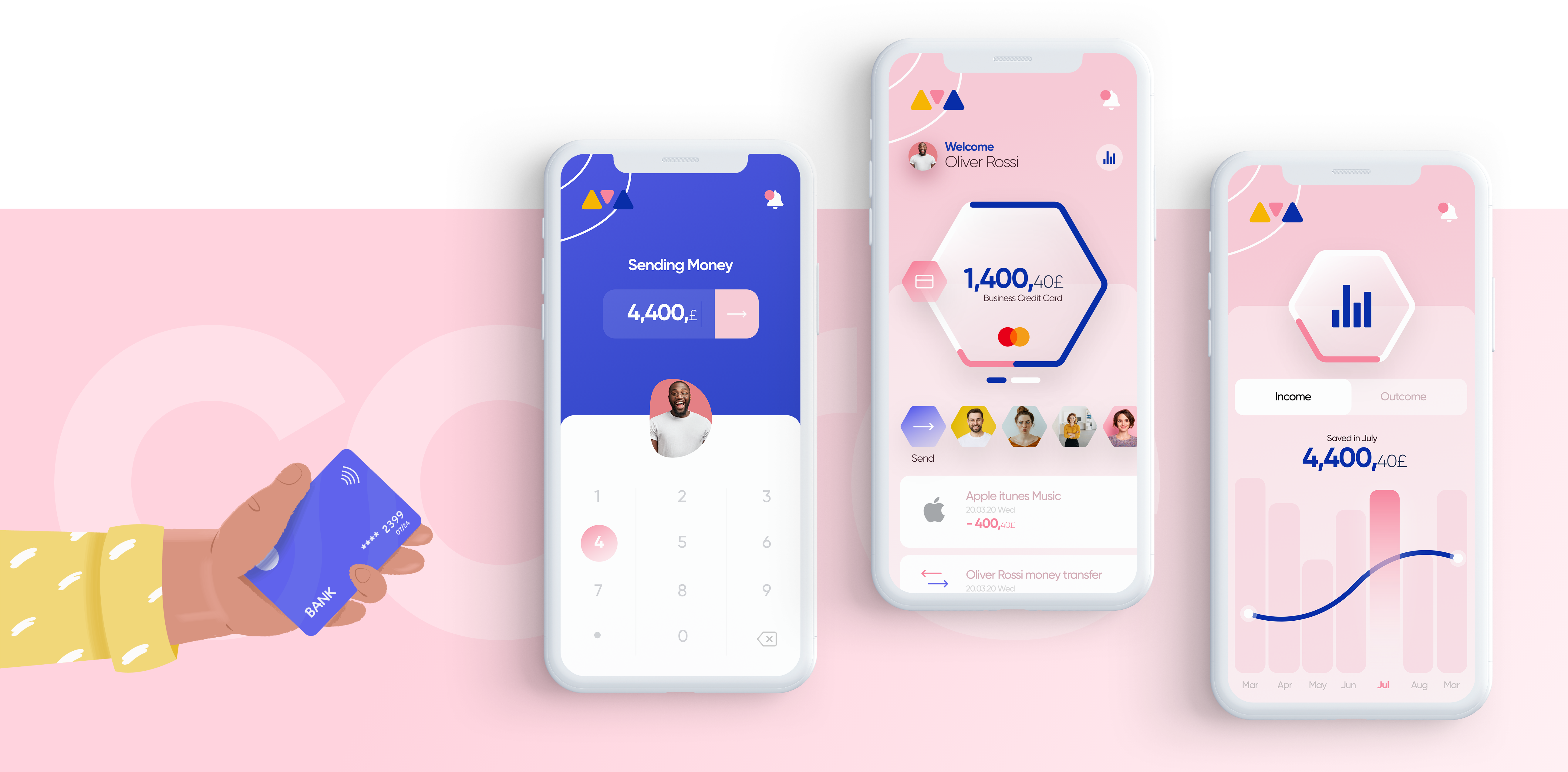 Core Pay App